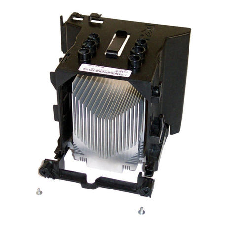 Dell J7109 OptiPlex GX620 model DCSM CPU Heatsink and Airflow Guide Assembly Thumbnail 1