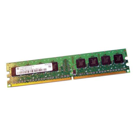 Infineon HYS64T64000HU-3.7-A (512MB DDR2 PC2-4200U 533MHz DIMM 240-pin) Memory