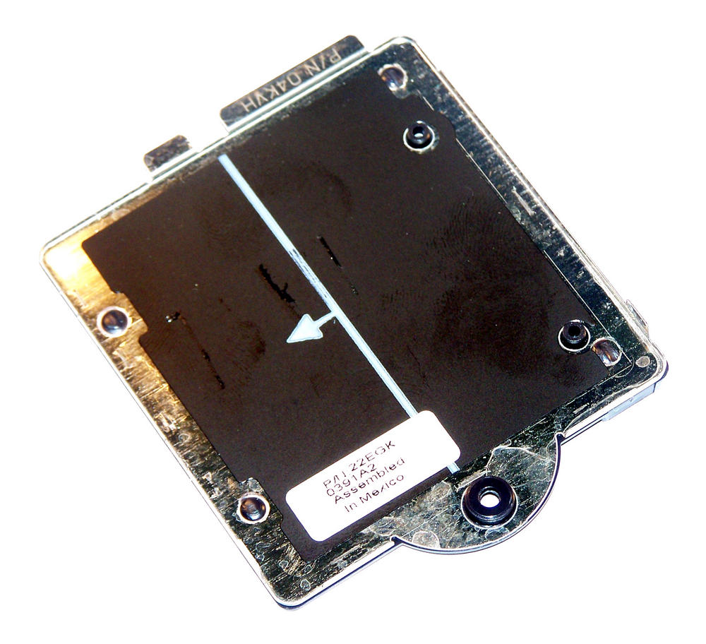 Dell 04KVH Inspiron 8000 Latitude C800 C810 Mini PCI Door Cover 22EGK