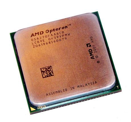 AMD OSA270FAA6CB 2.0GHz Opteron 270 Dual Core Socket 940 Processor