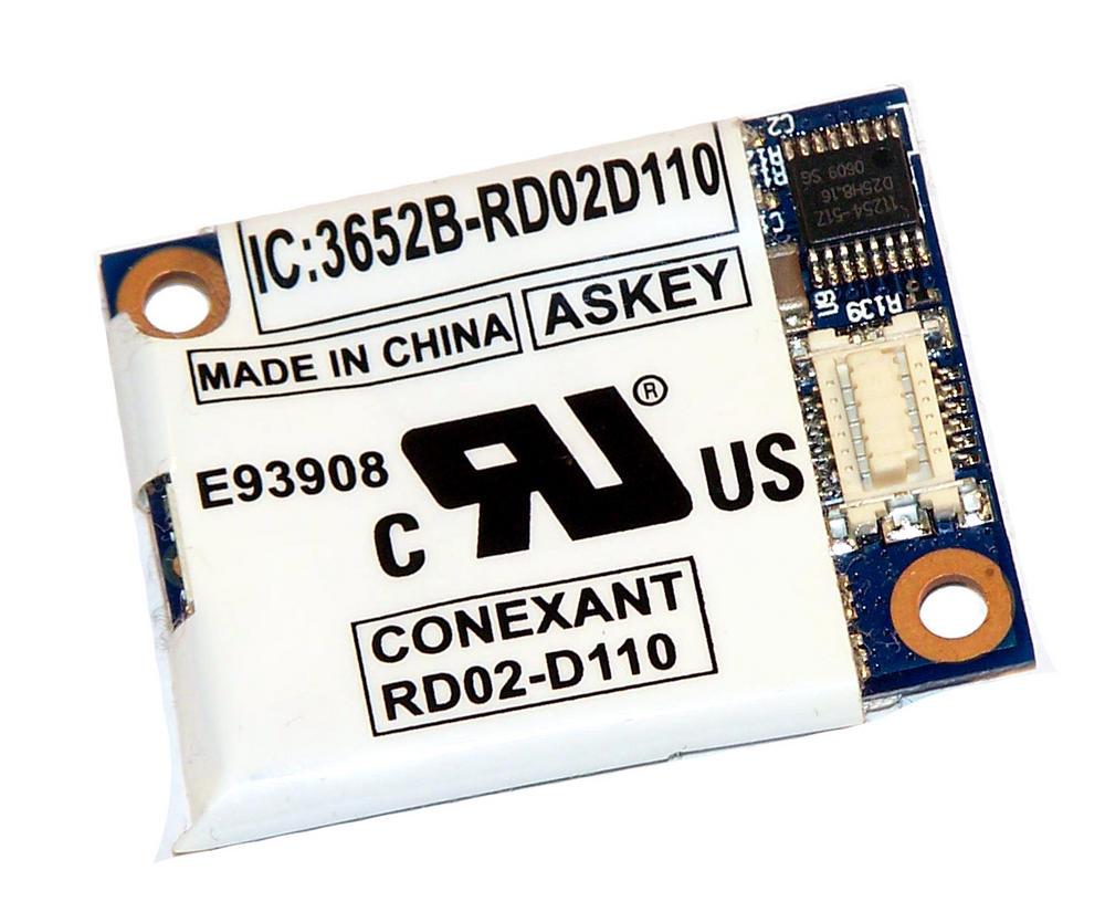 Dell K8735 Inspiron 1300 6400 9400 Internal 56K Modem Card RD02-D110  | 0K8735