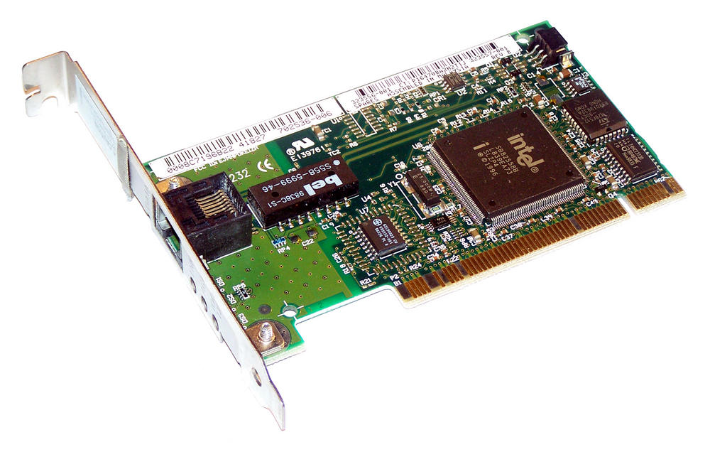 Compaq 323557-001 NC3121 PCI Single Port 10/100 Ethernet Card Std SPS 323556-001