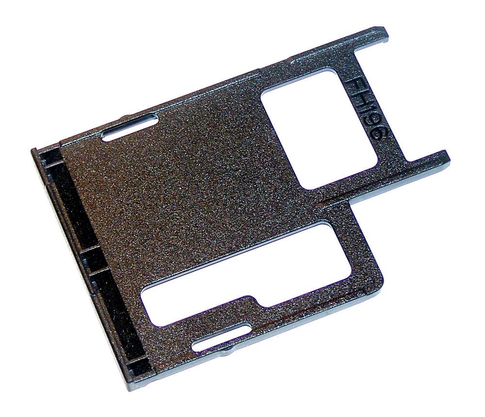 Dell FH196 Inspiron 1501 6400 9400 Black PCMCIA Card Blank Slot Filler | 0FH196 Thumbnail 1