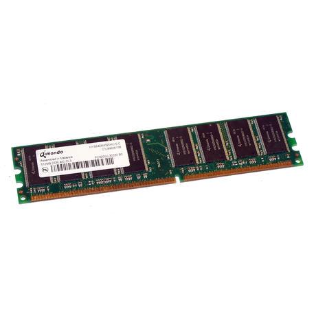 Infineon HYS64D64320HU-5-C (512MB DDR PC3200U 400MHz DIMM 184-pin) Memory
