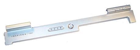 Dell UW533 Inspiron 1501 Button and Hinge Cover 0UW533 Thumbnail 1