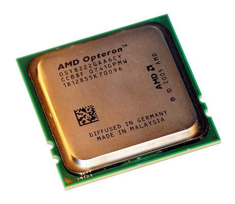IBM 43W7247 3.0GHz Opteron 8222 SE Dual Core x3755 Processor | FRU 43W7242