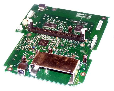 HP Q1890-60001 LaserJet 1300 USB Formatter Board