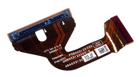Toshiba A5A002120010 Portégé R500 SATA Hard Disk Drive Cable FMUSH1 Thumbnail 1