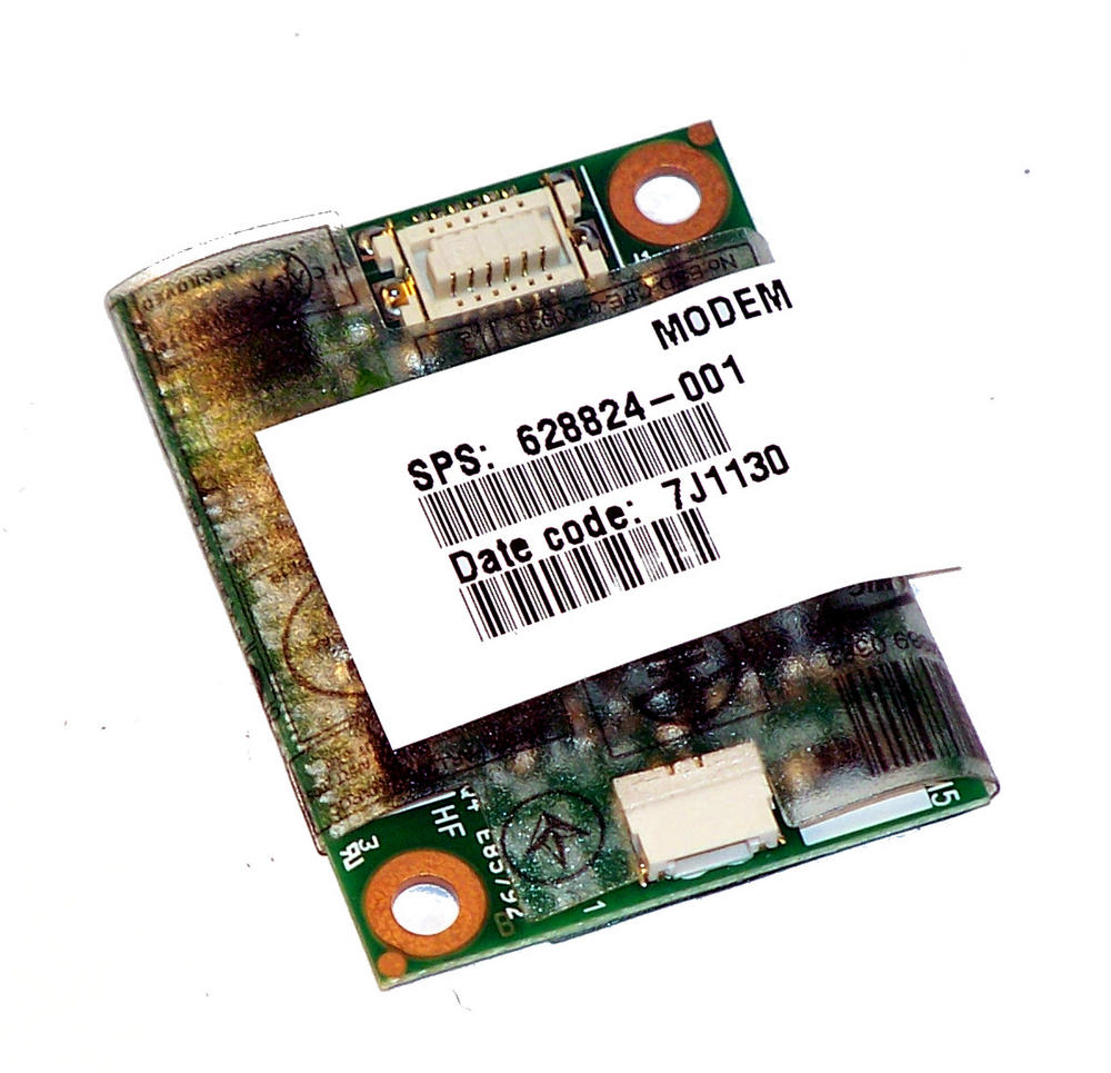HP 506839-012 EliteBook 8570p Internal 56K Modem Card | SPS 628824-001 Thumbnail 2