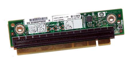 HP 490419-001 ProLiant DL160 G6 G7 DL320 G6 PCIe Riser Board | SPS 511809-001