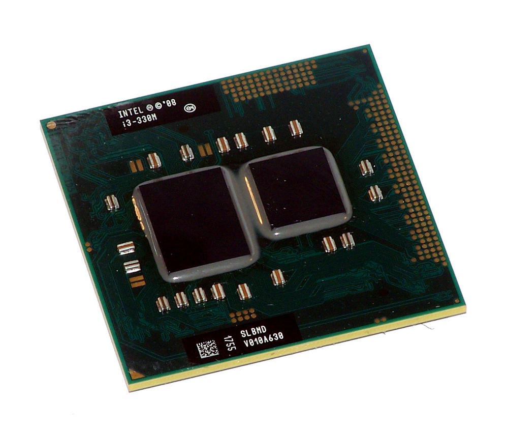 Intel CP80617004122AG Core i3-330M 2.13GHz Socket G1 rPGA988A Processor SLBMD