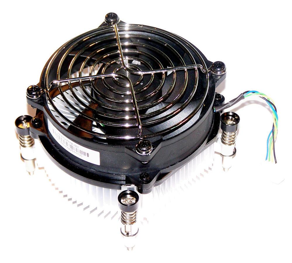 HP 577795-001 8000 Elite CMT Processor Heatsink Fan Assembly | SPS 593217-001