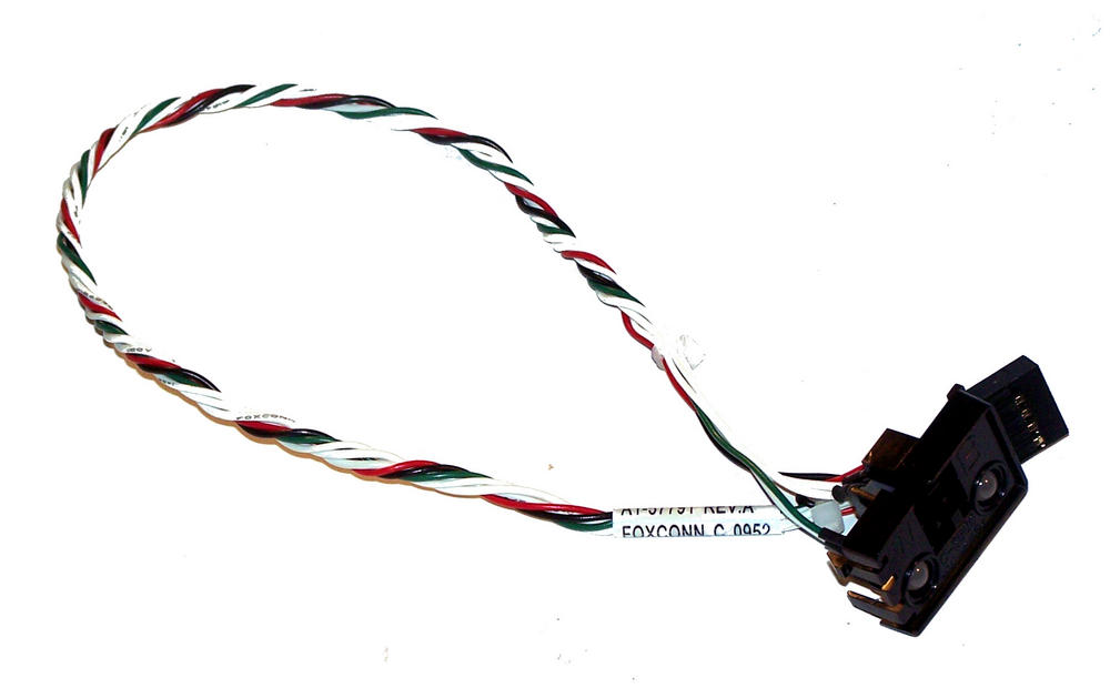 HP 577791-001 8000 8100 Elite CMT Power Switch and LED Assembly | SPS 593218-001 Thumbnail 1