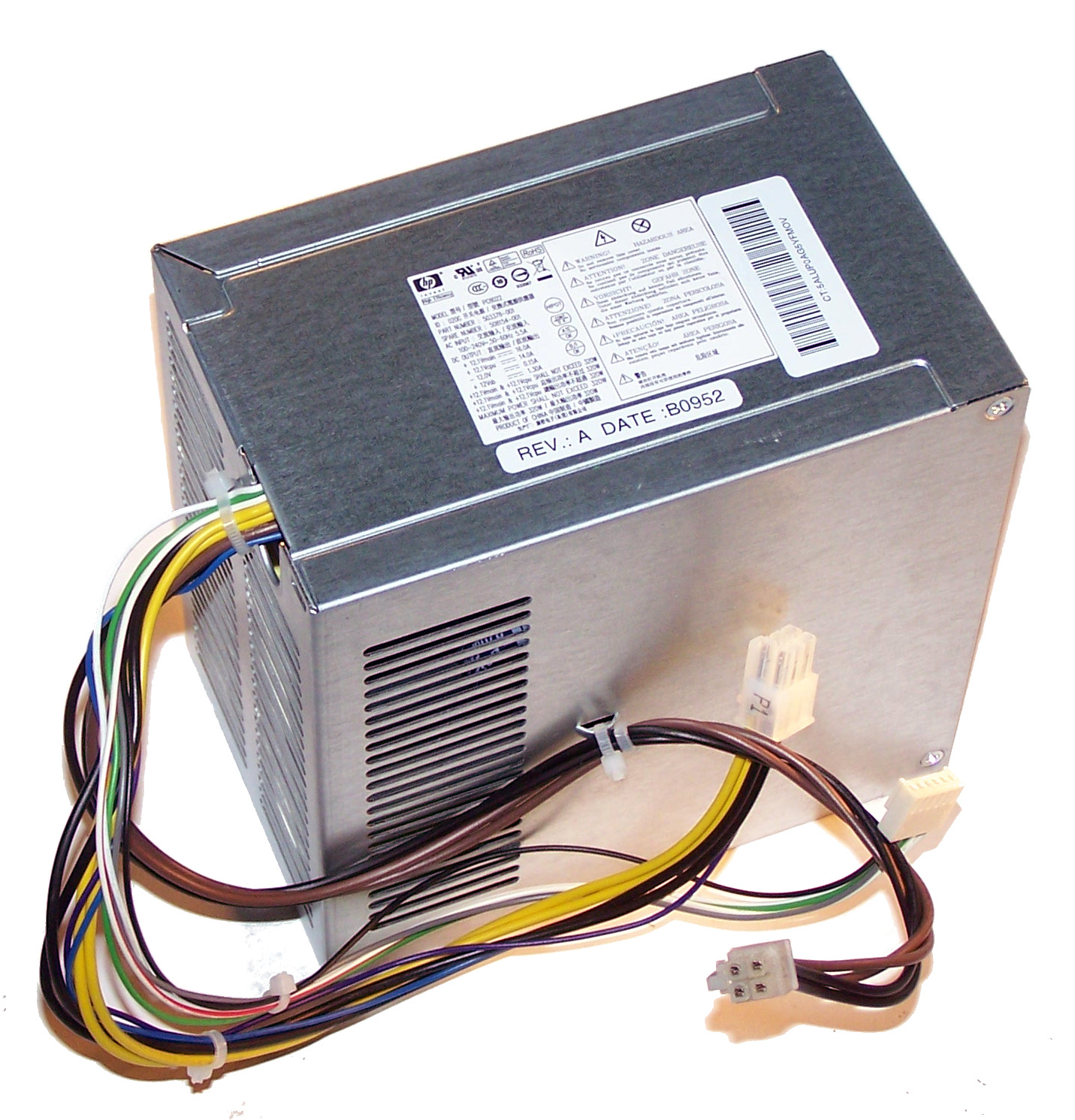 power supply 503378-001-508154-001-for HP Pro-Elite-8000-MT-320W-Power-Supply