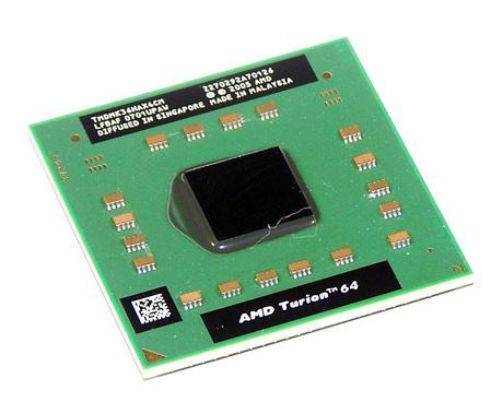 AMD TMDMK36HAX4CM Turion 64 Mobile MK-36 2.0GHz Socket S1 Processor