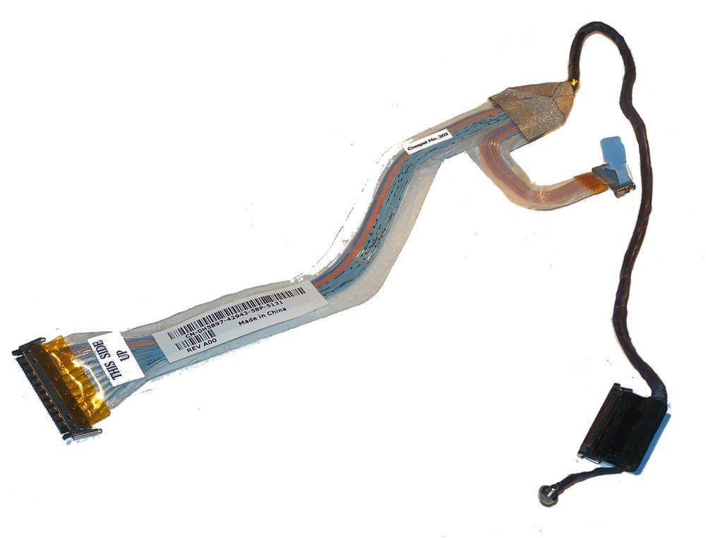 Dell H5897 Inspiron 6000 LCD Flex Cable   0H5897 Thumbnail 1