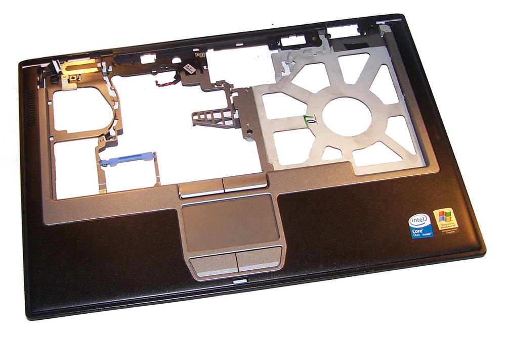 Dell UT313 Latitude D620 Top Chassis Cover Palmrest with Trackpad | 0UT313 Thumbnail 1