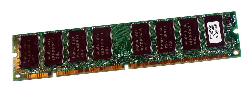 Buffalo BT-VS133-256M (256MB SDRAM PC133U 133MHz 168-pin DIMM) Memory