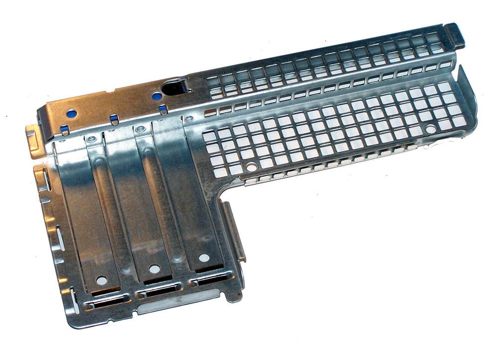 Dell Y5319 OptiPlex 745 755 GX520 model DCNE Rear Low Profile PCI Bracket Cage