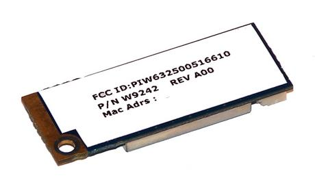 Dell RD530 TrueMobile 350 Bluetooth Module Thumbnail 1
