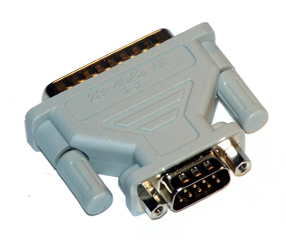 Cisco 29-4043-01 DB25M to DB9M Adapter