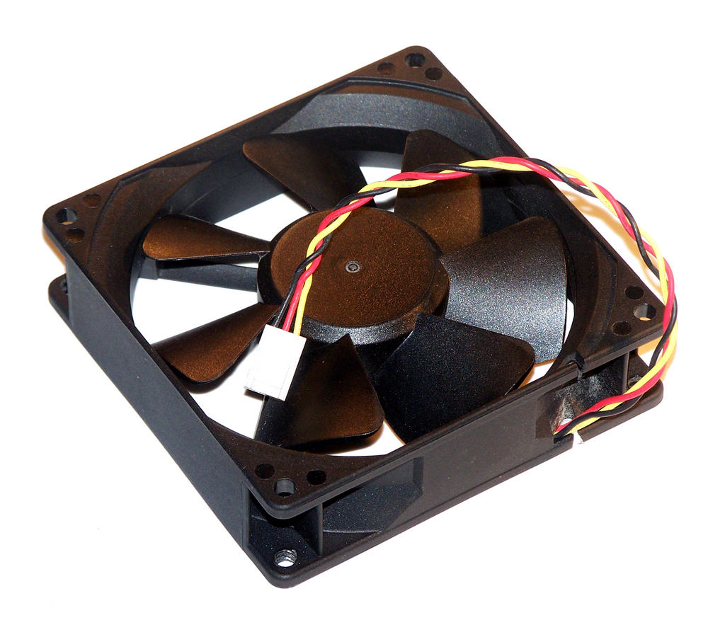 Dell HU843 Inspiron 530 model DCMF Case Fan 0HU843 - Sunon KD1209PTS2 Thumbnail 1