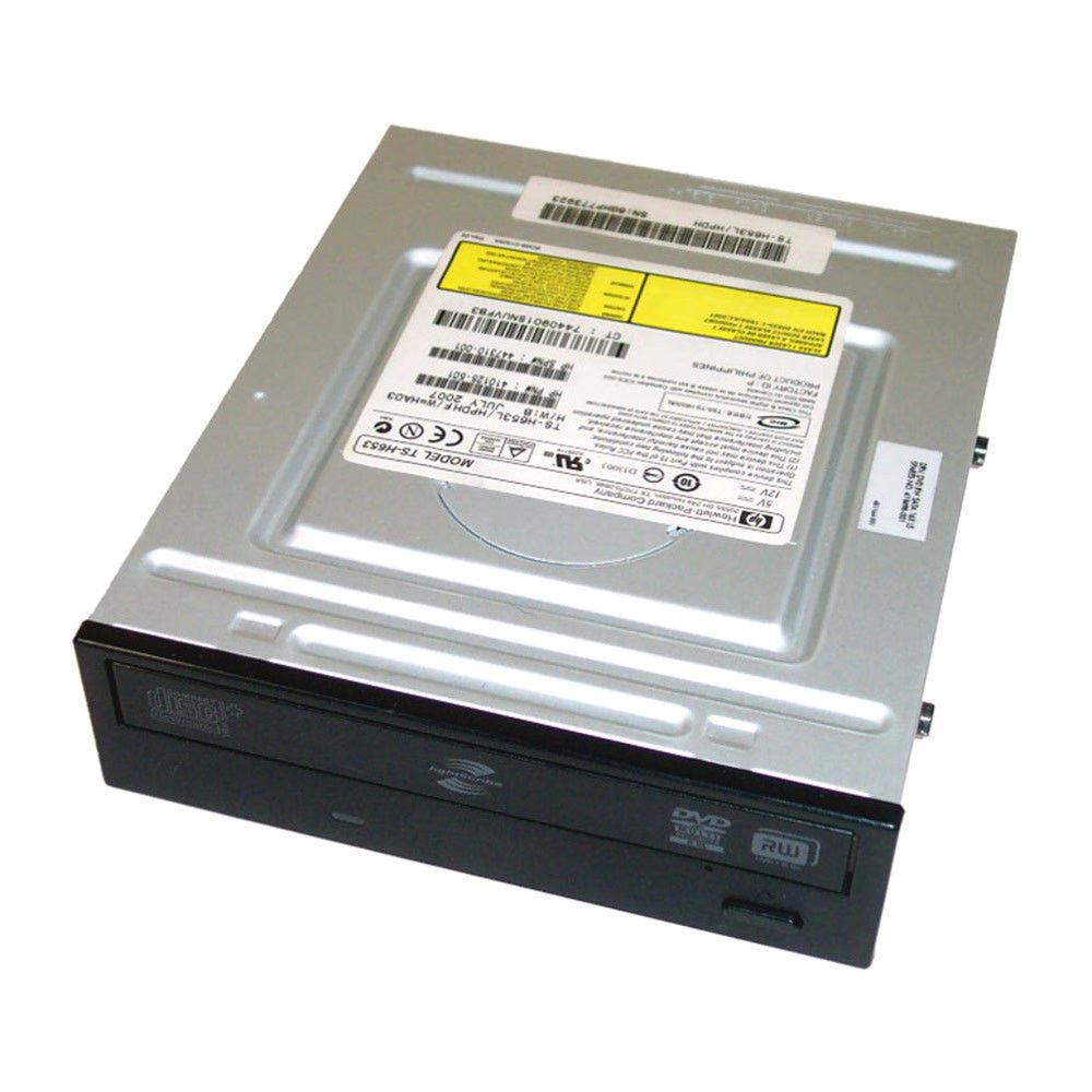 HP 410125-501 Black Bezel SATA H/H DVD-RW D/L Drive TS-H653   SPS 447310-001