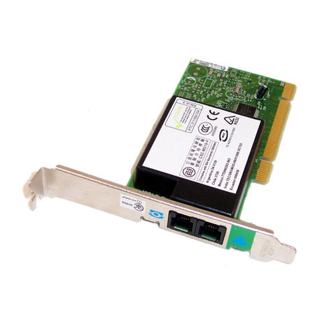 Dell Y2677 Dimension 3000 4600 5000 9100 PCI Intel 537EPG 56K Modem Card