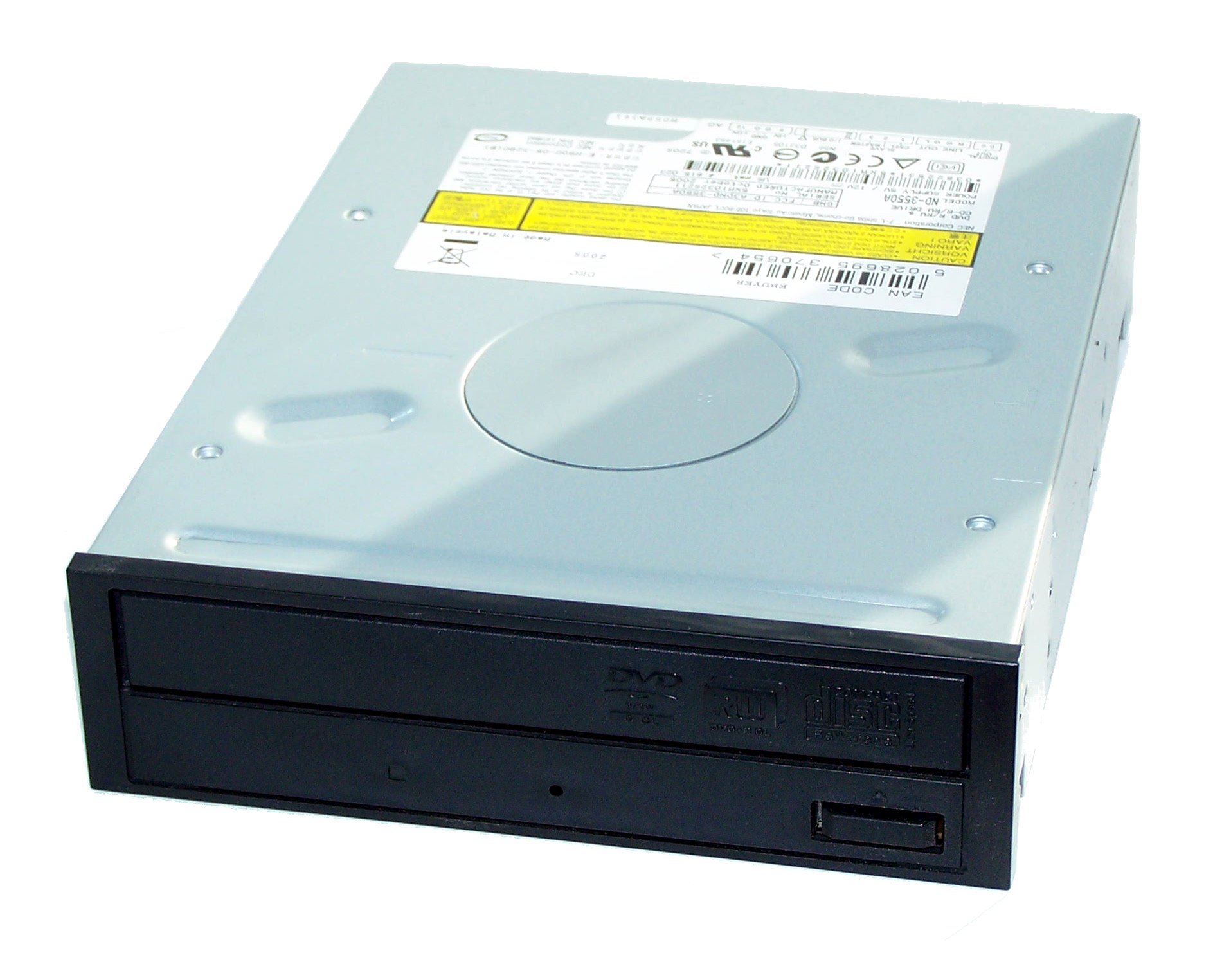 NEC ND-3550A DVD RW 64BIT DRIVER DOWNLOAD