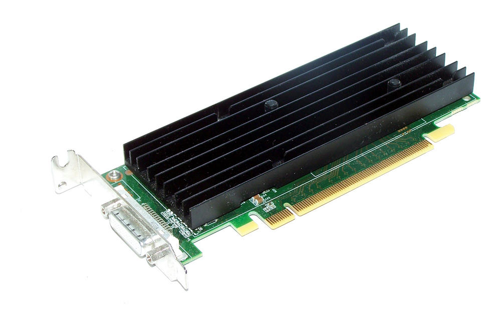 PNY VCQ290NVS-PCIEX16 Quadro NVS290 256MB PCIe Graphics Card, Low Profile Bracke