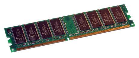 ProMOS V826664K24SATG-C0 (512MB DDR PC2700U 333MHz DIMM 184-pin) Memory Module Thumbnail 2