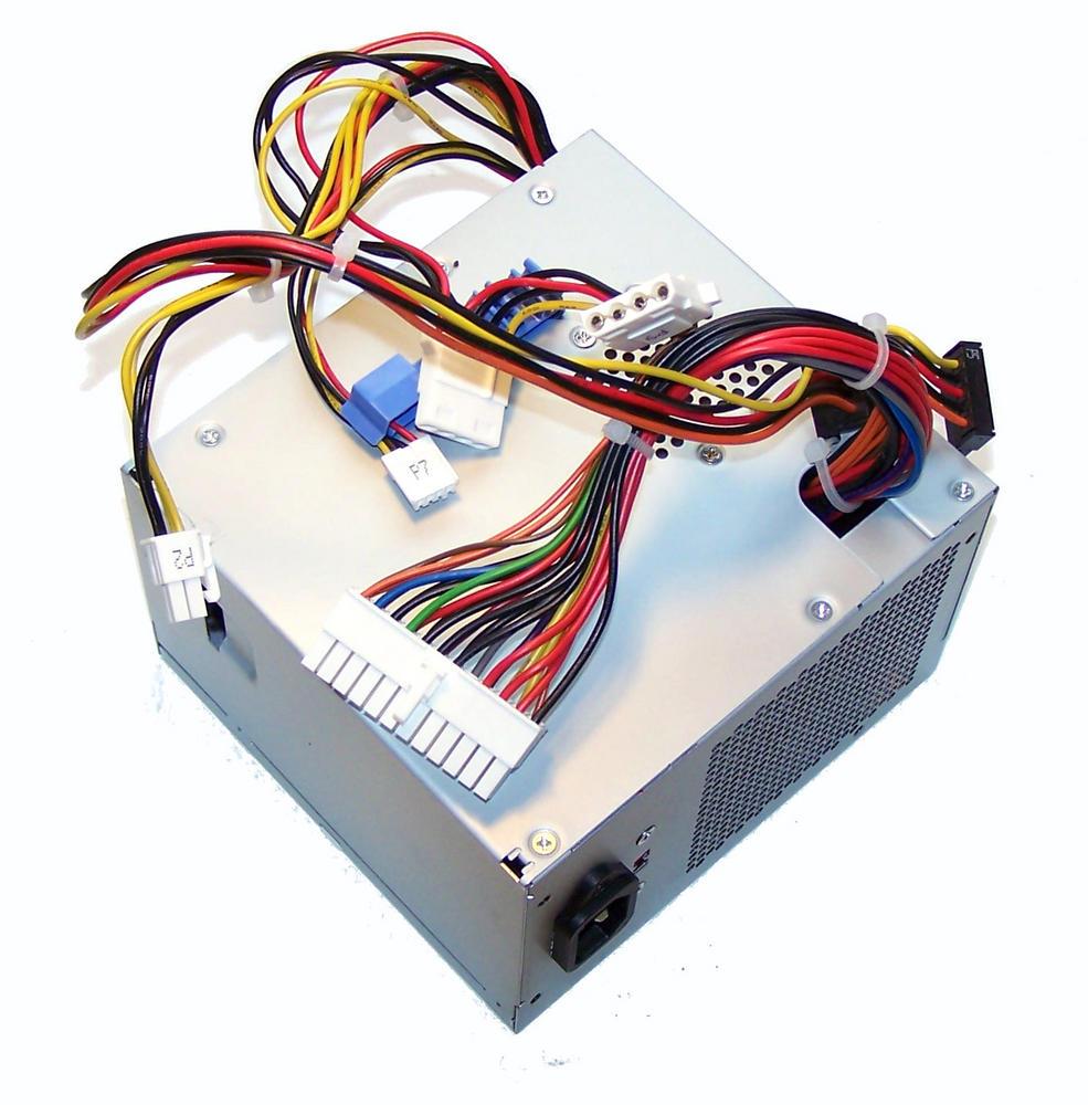 Dell N8372 OptiPlex GX620 Mini Tower Model DCSM 230W Power Supply  Thumbnail 1