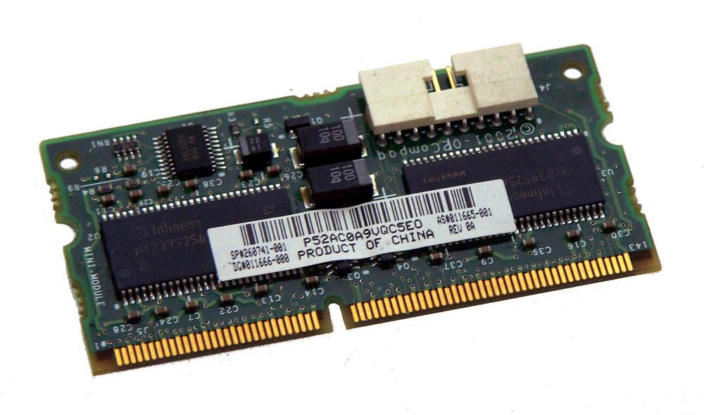 Compaq 011665-001 ProLiant DL380 G3 64MB Smart Array Cache   SPS 260741-001