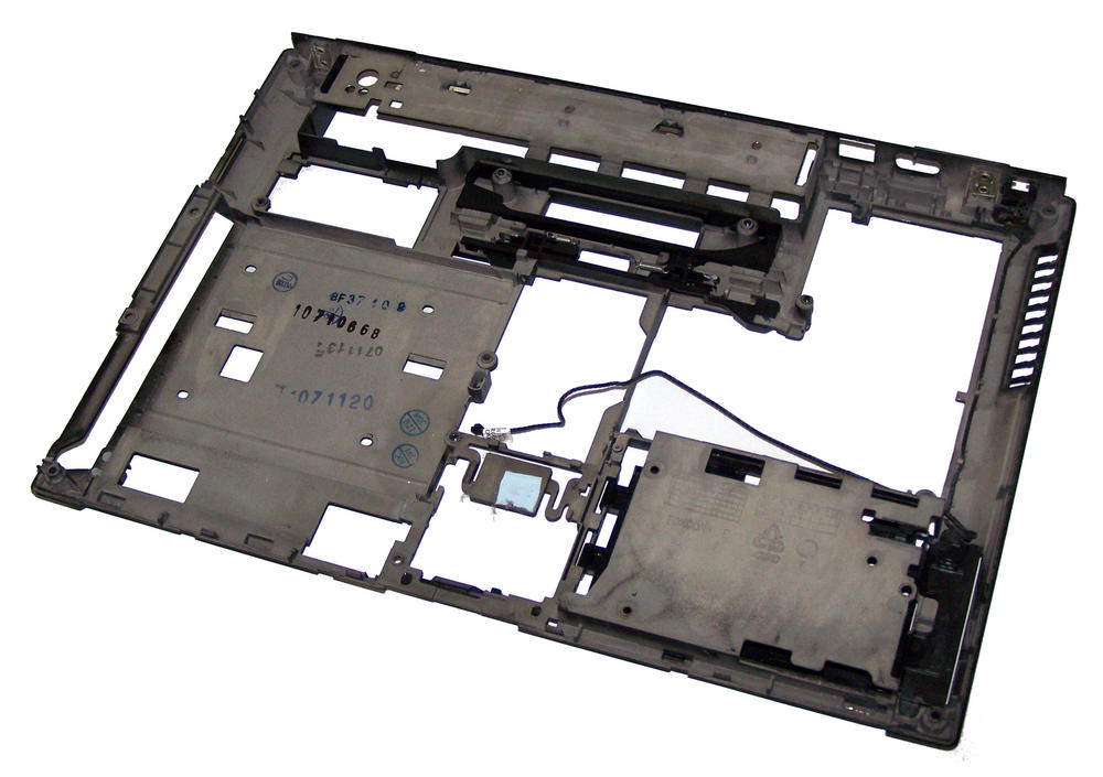 HP 642749-001 EliteBook 8460p Bottom Chassis Base | 6070B0478801 Thumbnail 1