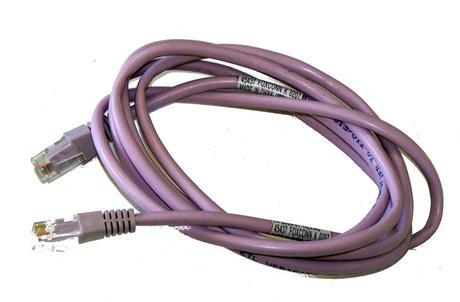 Cisco 74-3093-01 1.8m RJ11 to RJ11 ADSL Cable [Lavander] Thumbnail 1