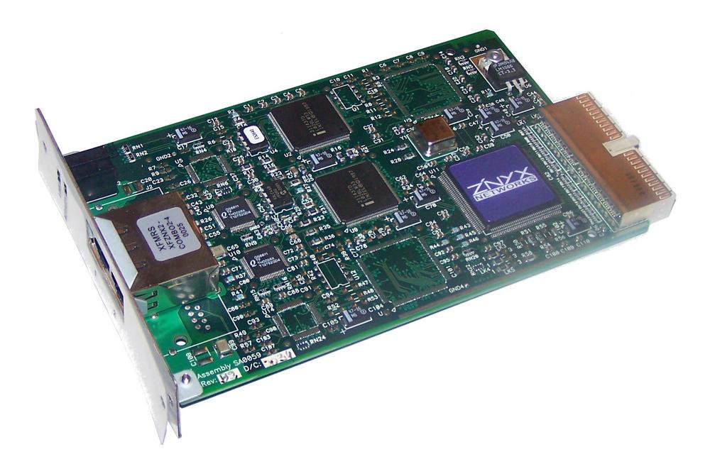 Nokia NIF-4108 IP330 2-Port 10/100 Ethernet Module NIF4108 | ZNYX ZX412-B2 Thumbnail 1