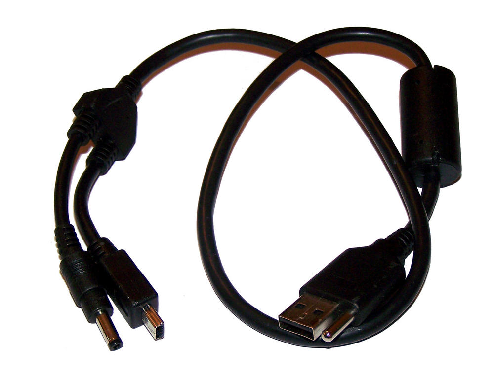 HP 365661-001 MultiBay II USB Data and Power Cable - SPS 367622-001 Thumbnail 1