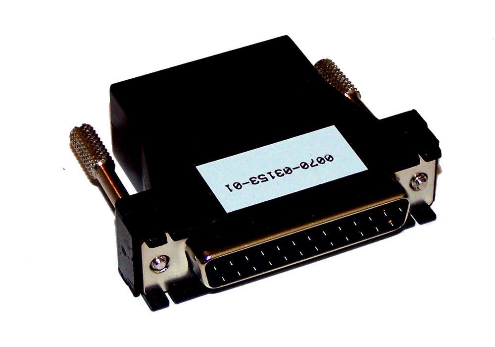 Avid 0070-03153-01 DB25F to RJ45 Serial Cable Adapter Thumbnail 2