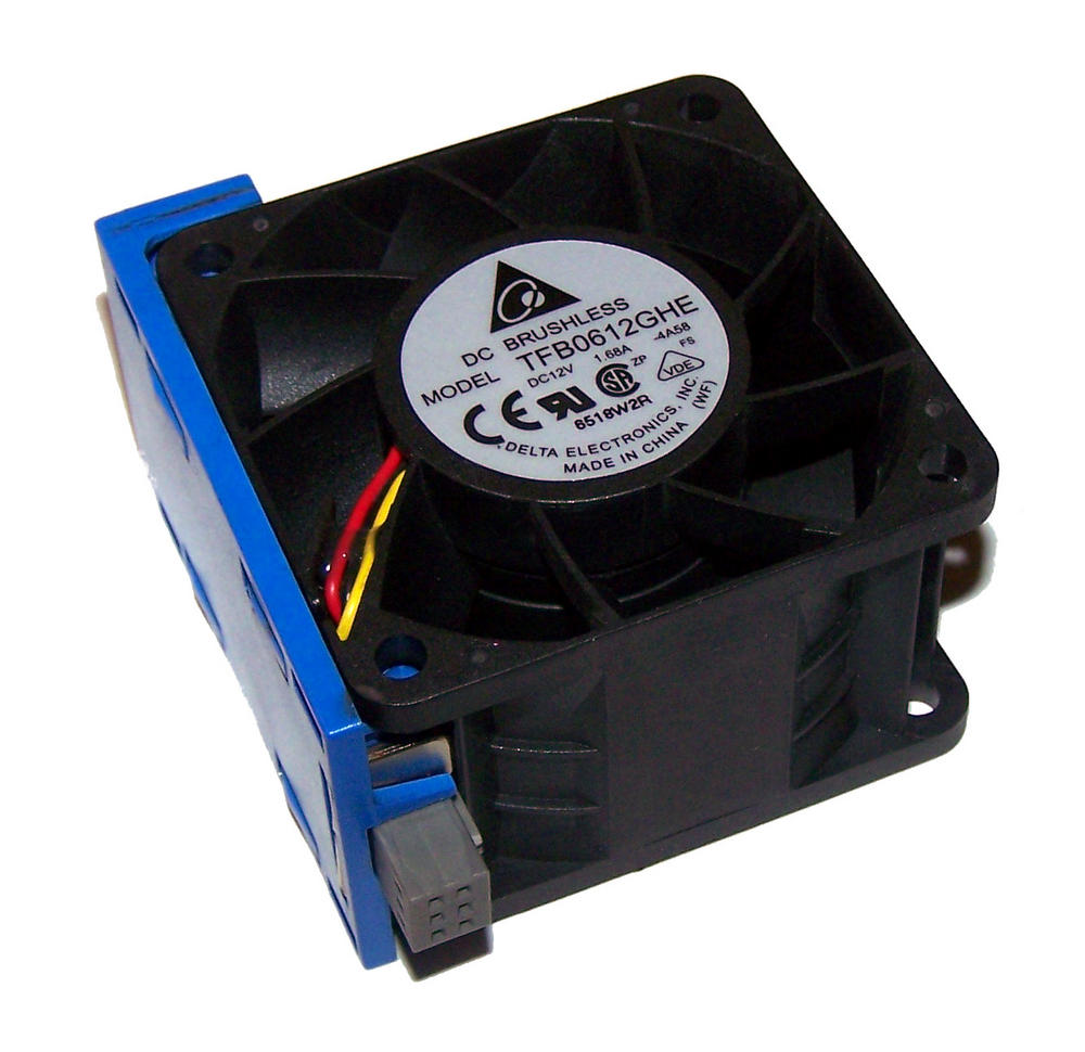 Delta TFB0612GHE-4A58 Intel SR2400 Hotswap Fan Assembly