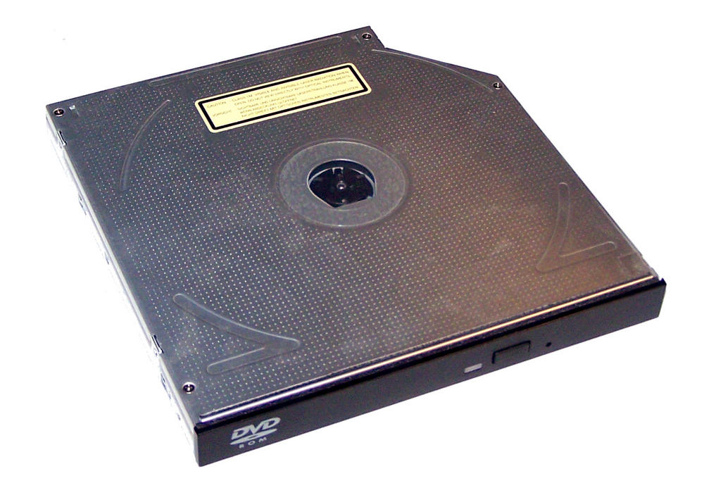 TEAC 1977067N-93 Slimline ATA DVD-ROM Drive with Black Bezel [Model DV-28E]