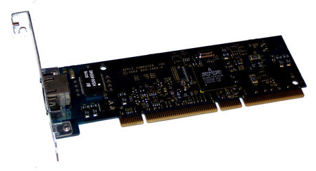 Apple 630-4325 PCI-X 1-Port 10/100/1000 Ethernet Card | Standard Profile Bracket