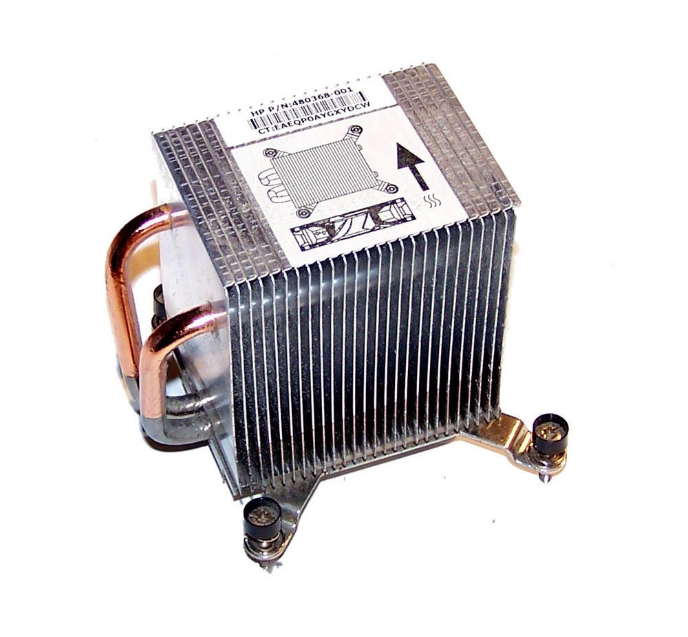 HP 480368-001 dc7900 SFF Small Form Factor Socket T LGA775 Processor Heatsink