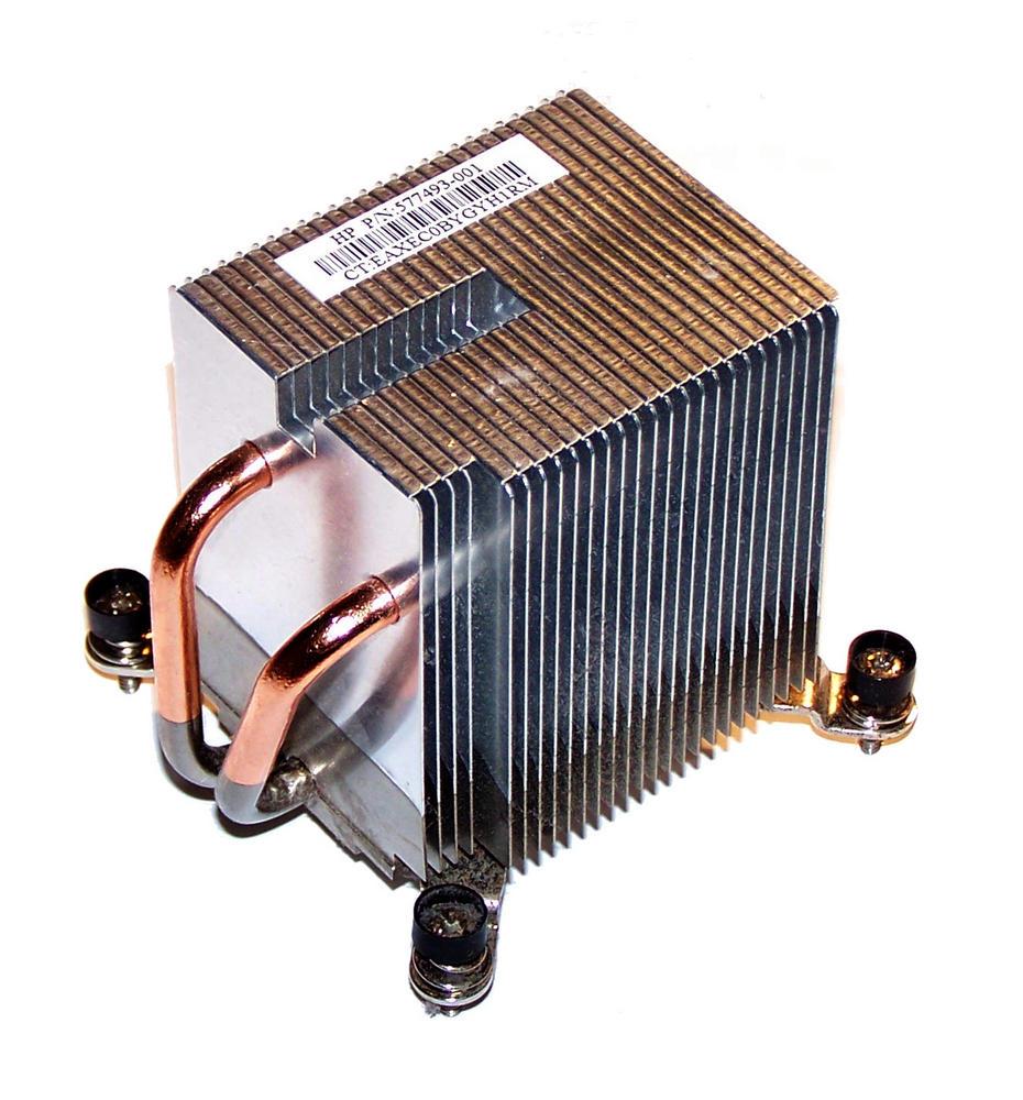 HP 577493-001 8000 8100 Elite Pro 6000 6005 SFF Processor Heatsink