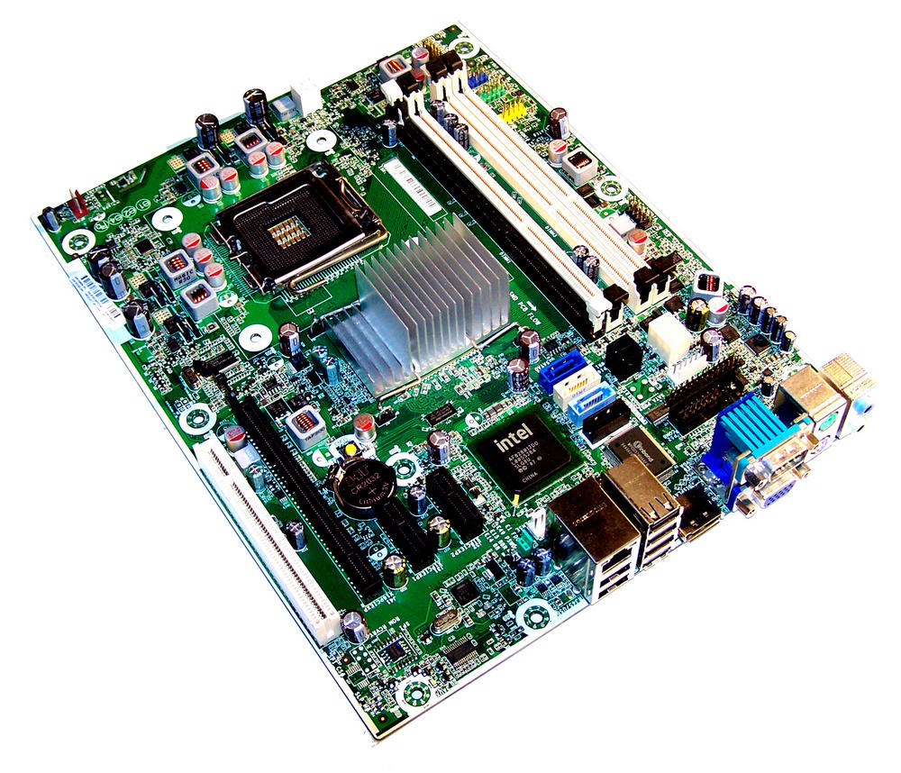 HP 536458-001 8000 Elite SFF Socket T LGA775 Motherboard | SPS 536884-001