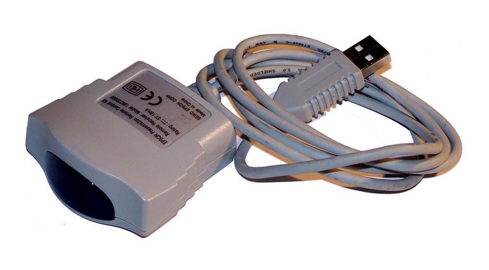 Epson 126222000 USB Presentation Remote Receiver