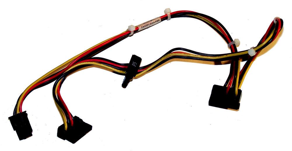 HP 577494-001 8000 Elite Pro 6000 SFF 3X SATA Power Cable