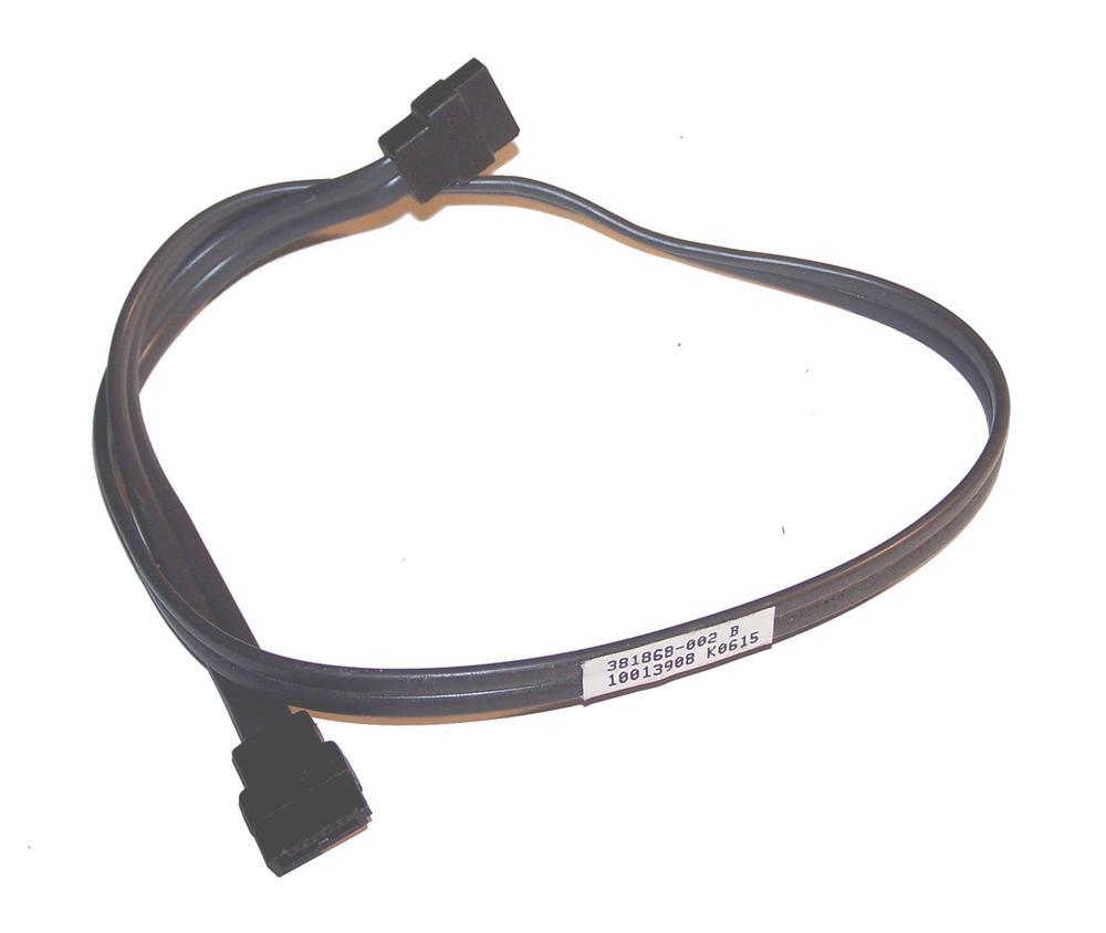 HP 381868-002 Elite 8000 SFF Grey 46cm SATA Straight to Straight Cable