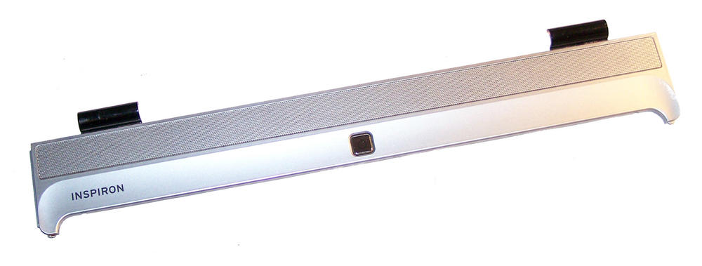 Dell R330P Inspiron 1545 1546 Silver Button and Hinge Cover | 0R330P Thumbnail 1