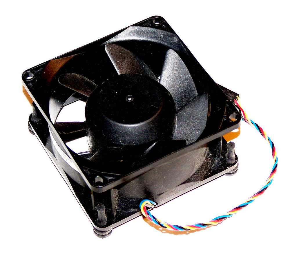 Dell YW713 OptiPlex 755 Model DCCY SFF Fan | Forcecon DFB803812MDOT 0YW713 Thumbnail 1