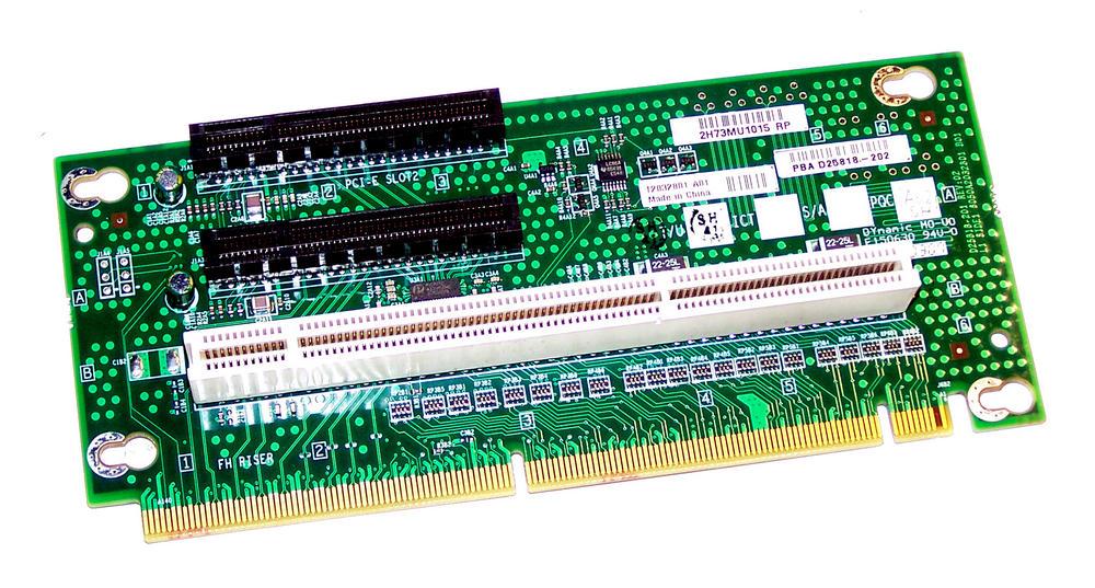 Intel D25818-202 SR2500 PCI-X and PCIe Riser Board